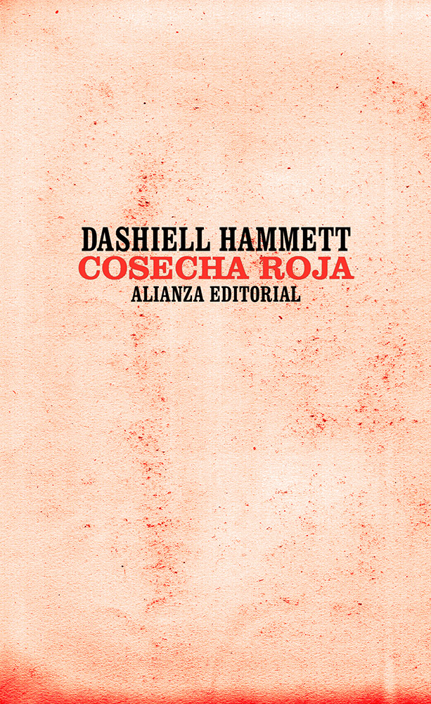 Daniel Gil - Cosecha Roja - Dashiell Hammet - Beusual