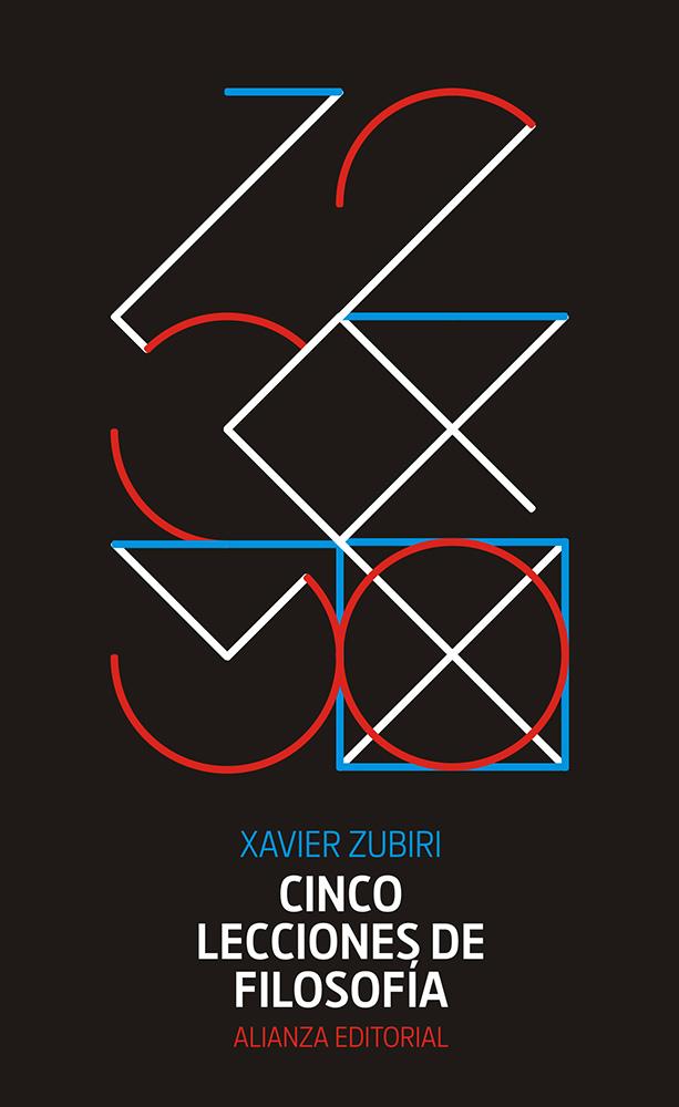 Daniel Gil - cinco lecciones de filosofia - Xavier Zubiri - Beusual