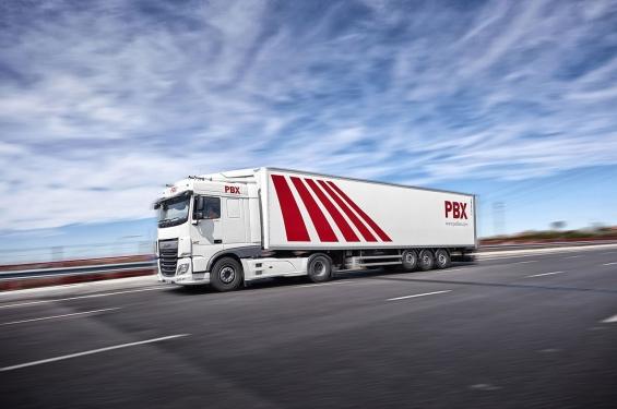 Beusual Transporte urgente mercancia paletizada Palibex PBX