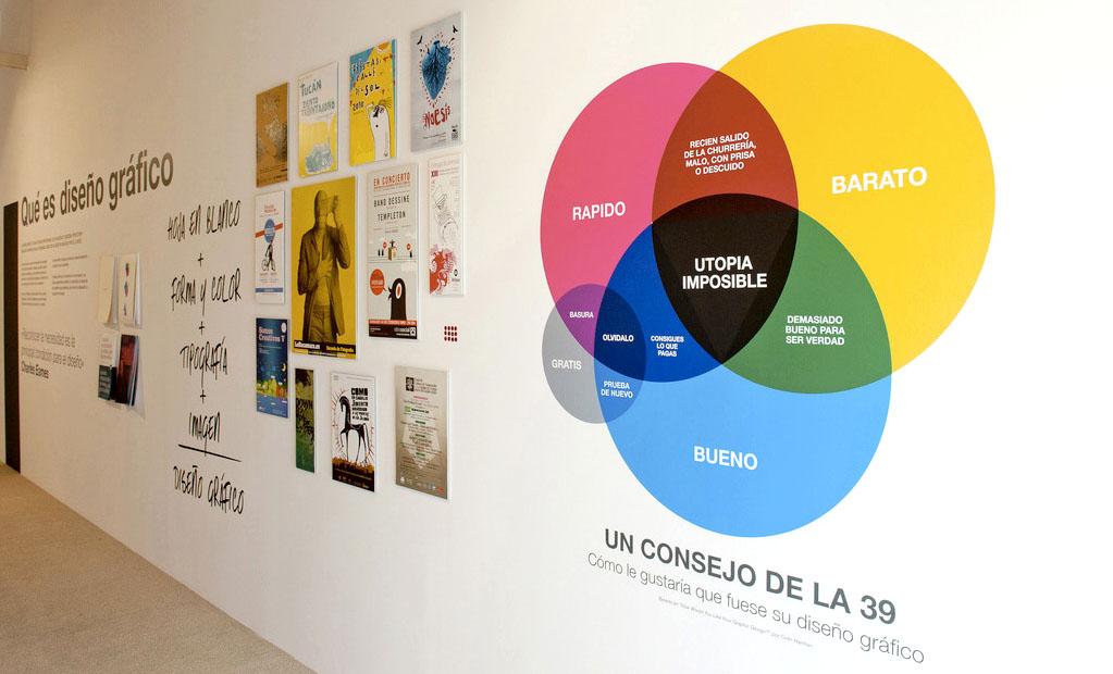 CREADORES DE LO COTIDIANO EXPOSICION LA 39