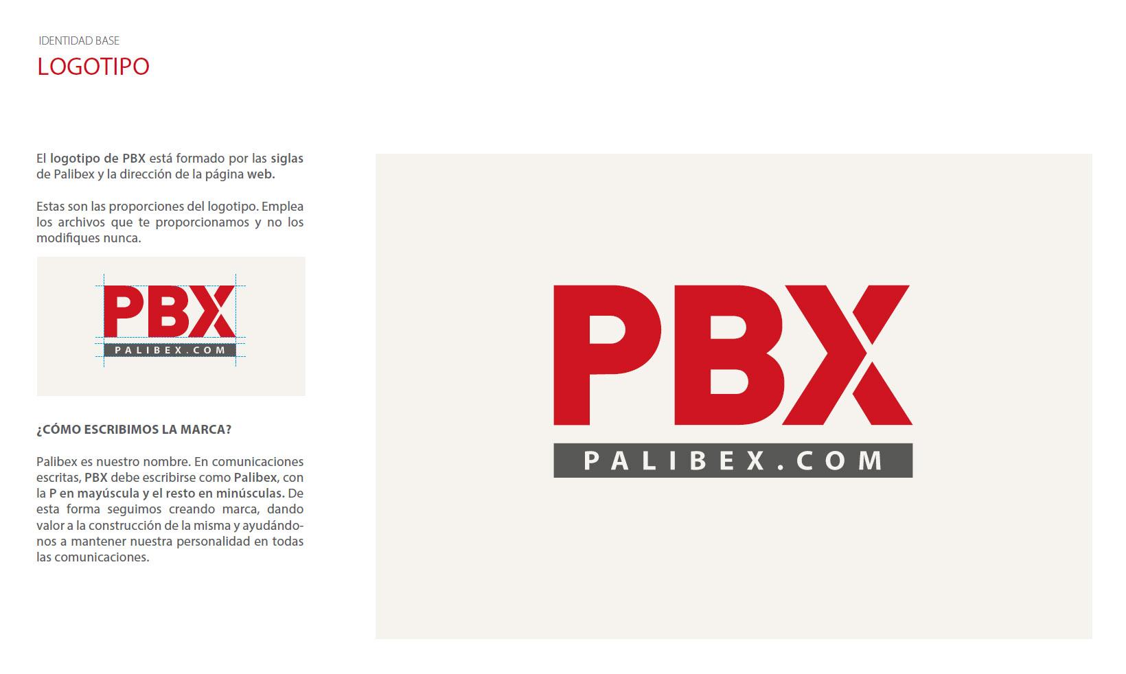 Palibex -PBX -Transporte urgente mercancia paletizada - Beusual