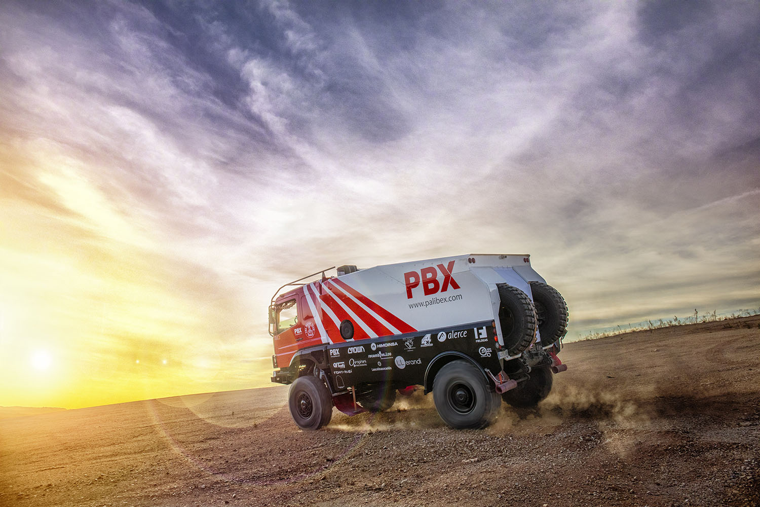 PBX Dakar Team 2018 Beusual (3)