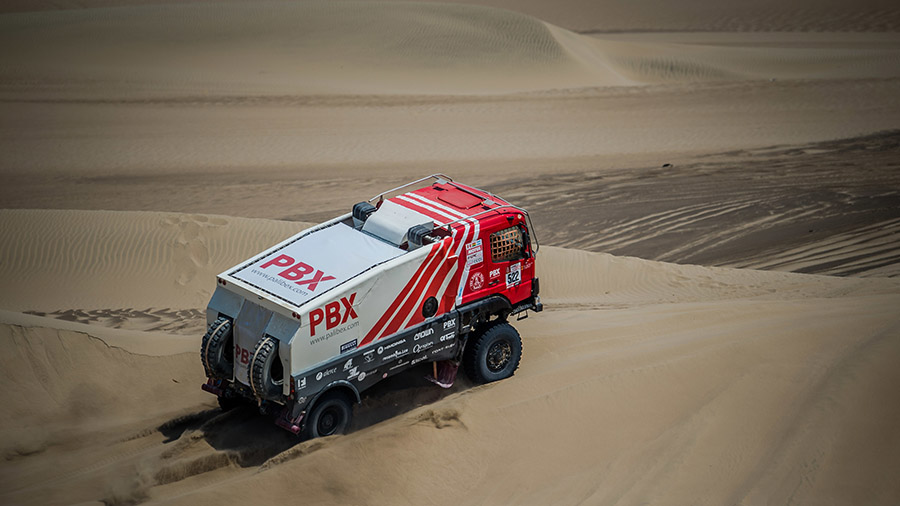 PBX Dakar Team 2018