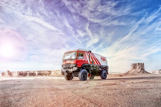 Premios Letra - PBX Dakar Team - Beusual