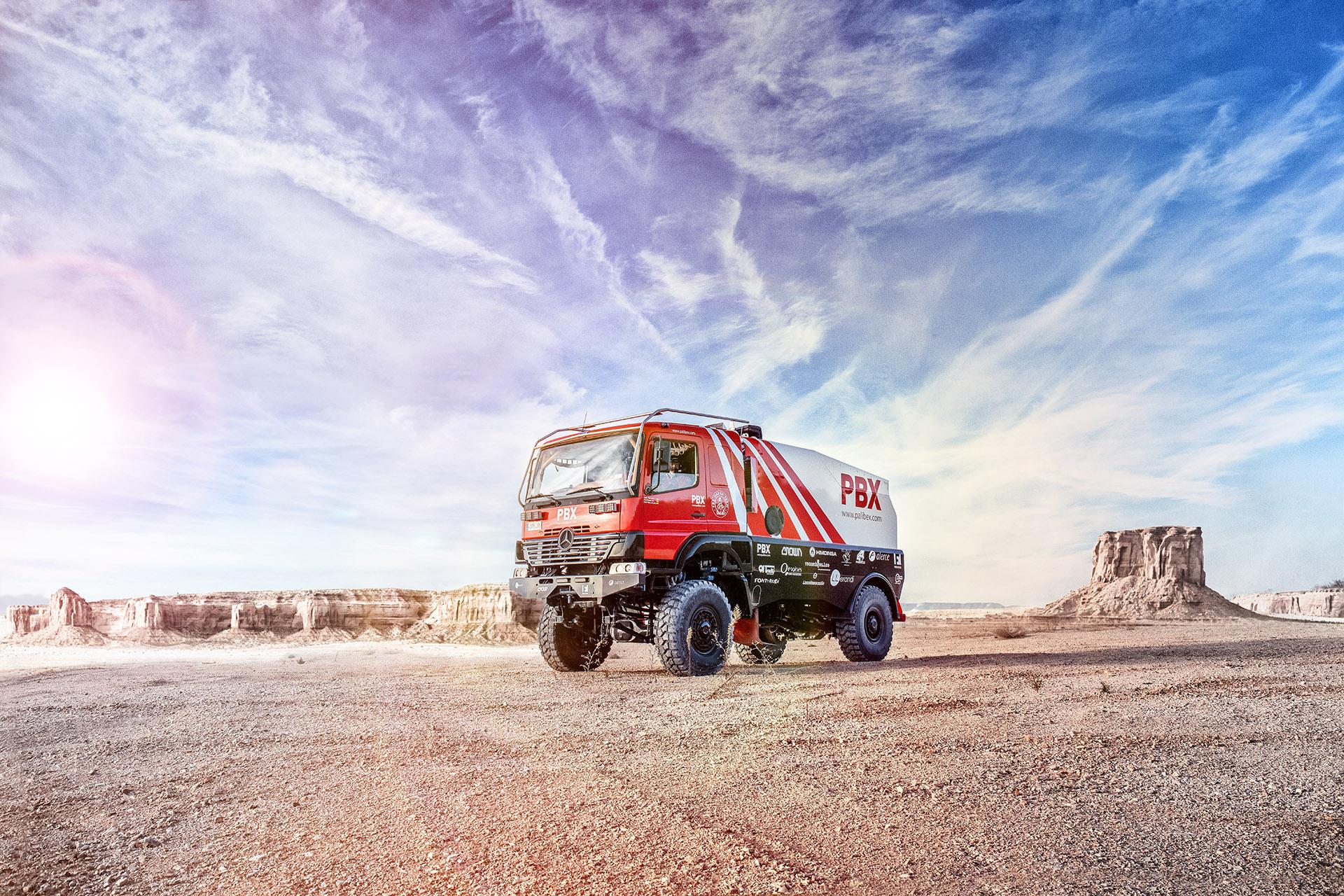 Premios Letra 2017 PBX Dakar Team