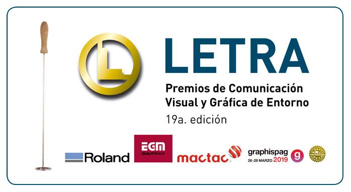 Premios Letra 2017