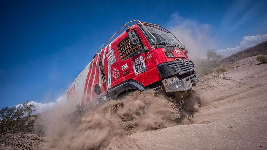 Premios Letra - 2017 - PBX Dakar Team - Beusual