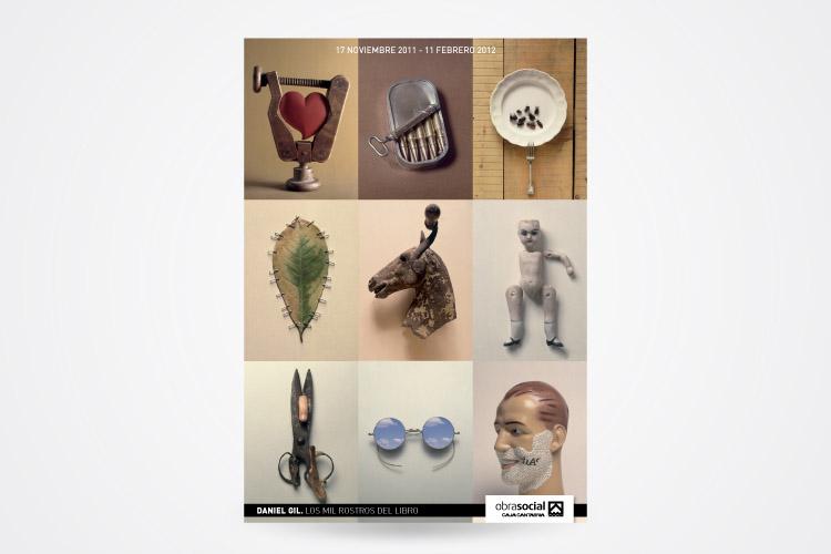 Daniel Gil - Los mil rostros del libro - Beusual