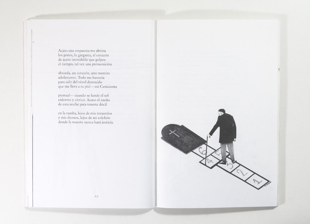 Sara Morante para Mundanalruido Editorial - Beusual