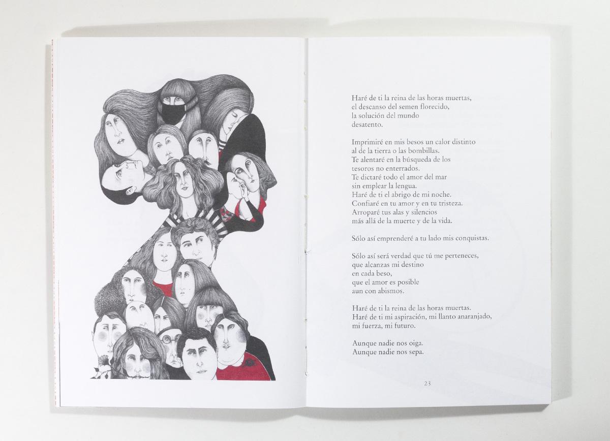 Señal de Raúl Vacas y Sara Morante para Mundanalrüido Editorial Beusual