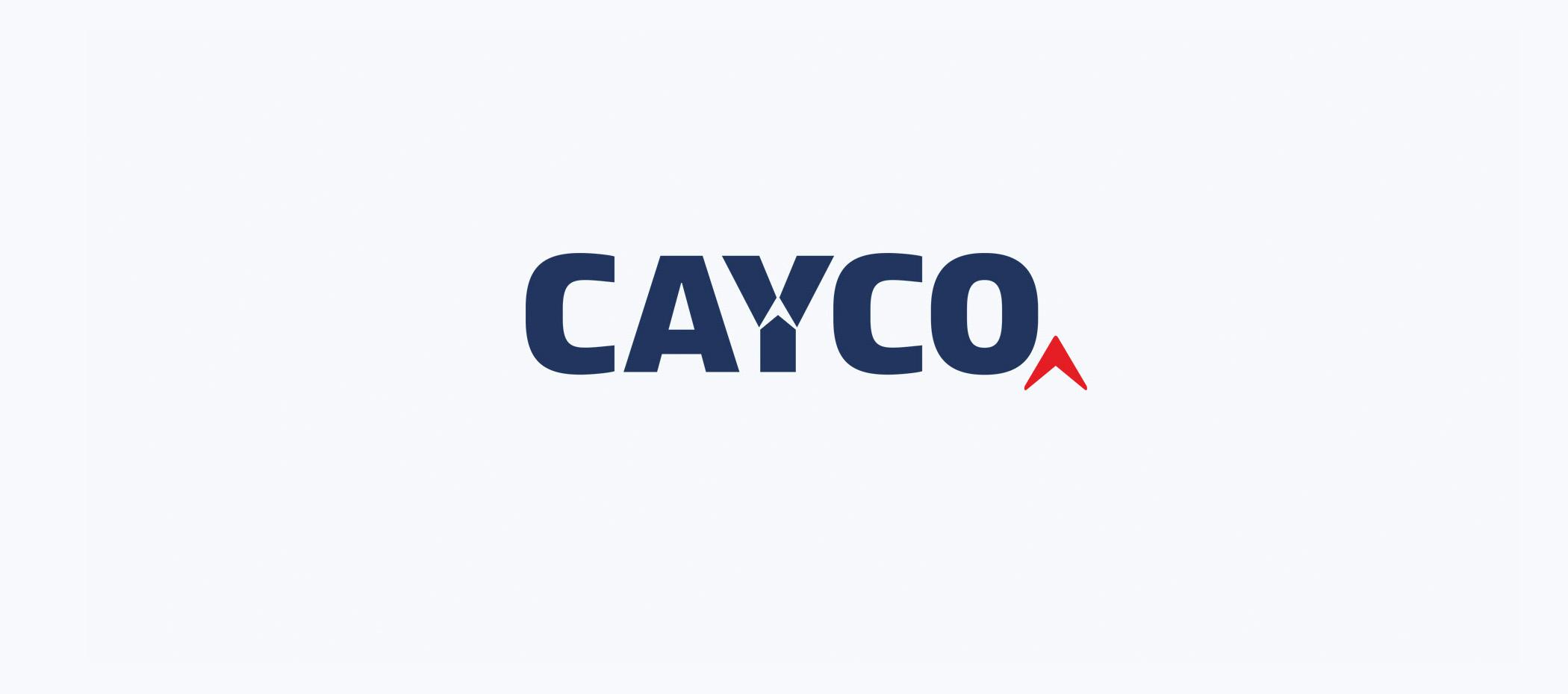 diseno logotipo - Beusual - diseno grafico santander - CAYCO logo