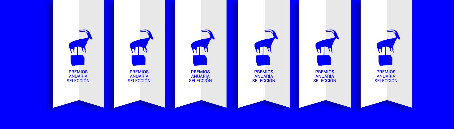 premios anuaria - beusual - premios nacionales de diseno grafico - diseno santander - seleccion