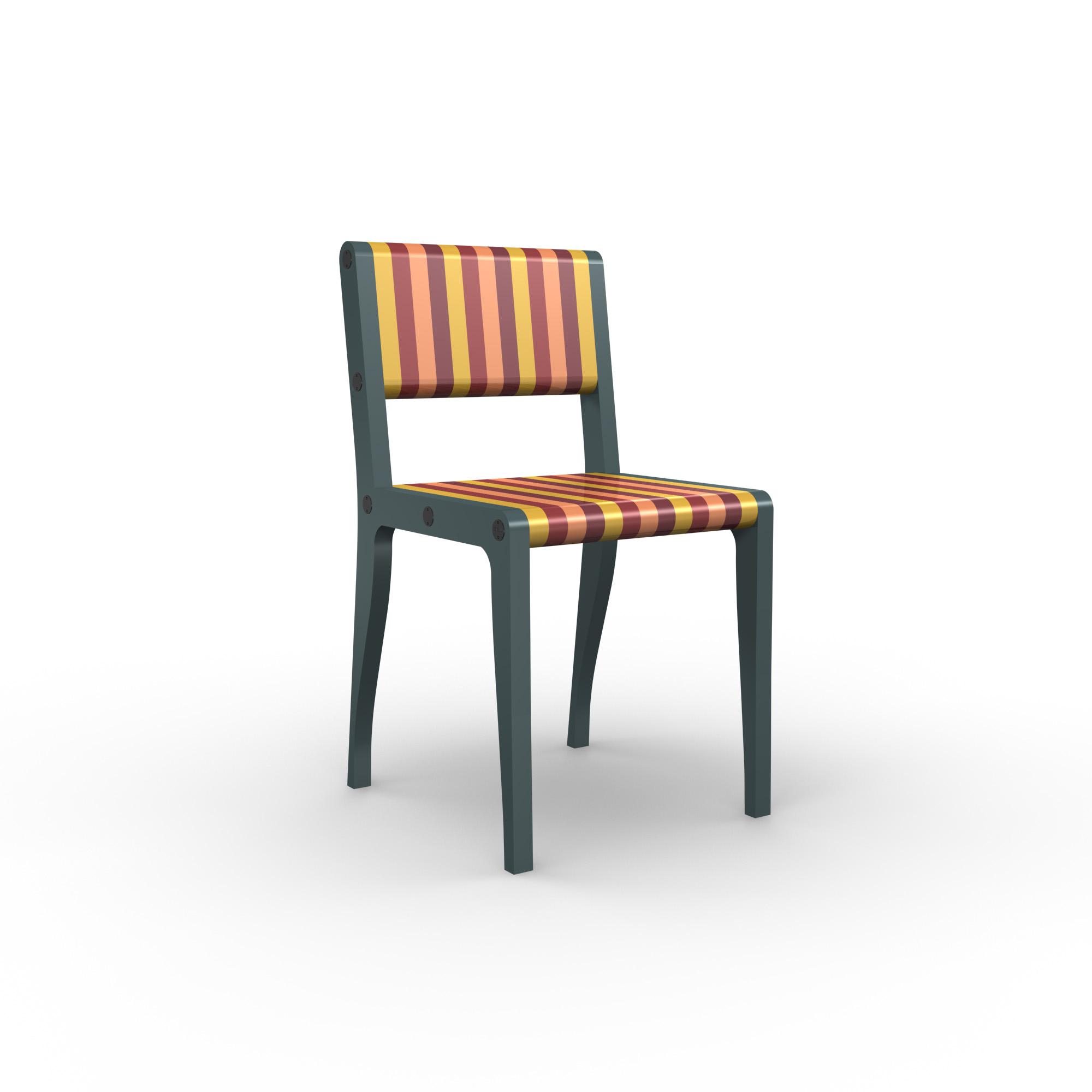 diseño industrial santander - Beusual - Sirak - silla aula