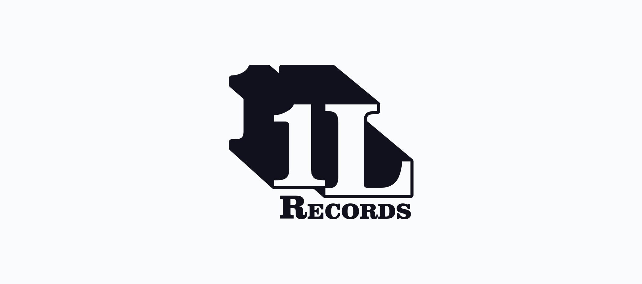 diseño logotipo - Beusual - diseño grafico santander - 1L records - uno ele