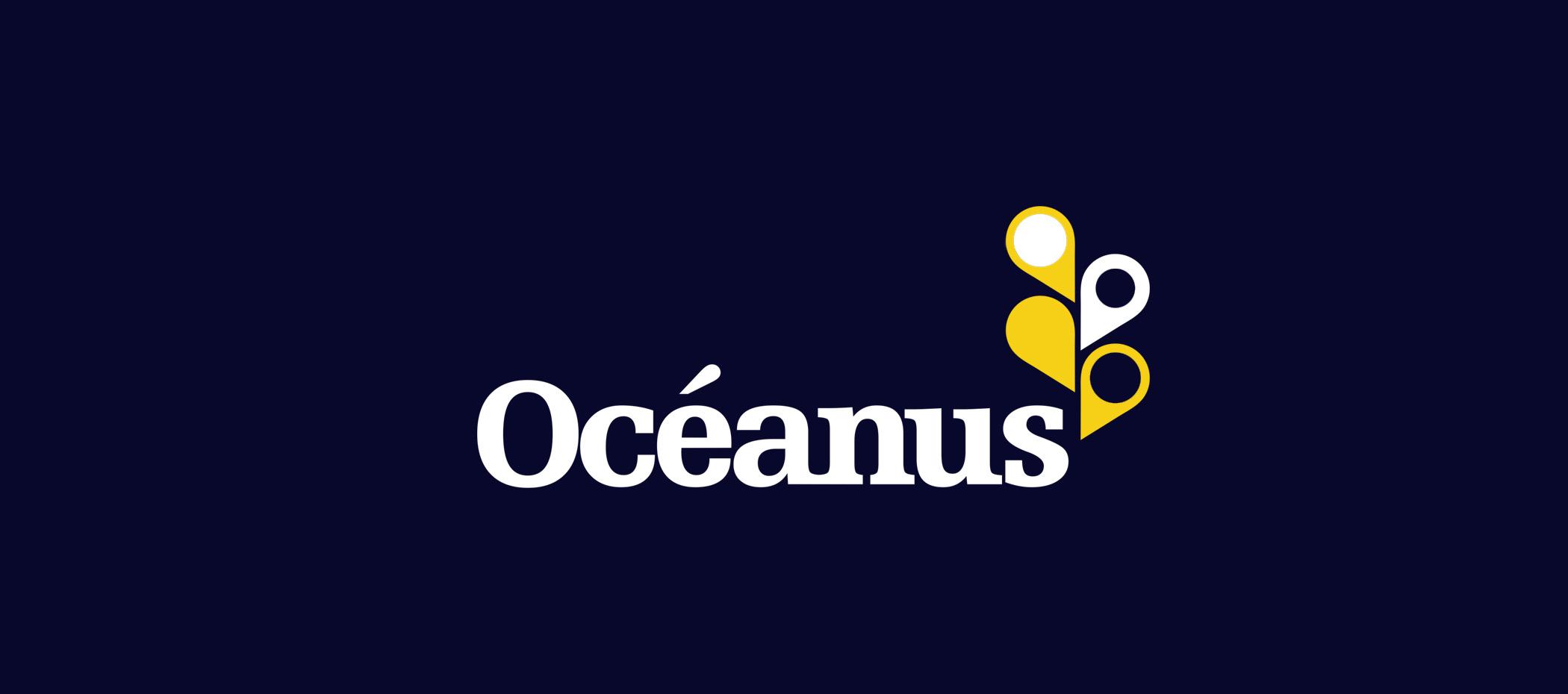 diseño logotipo - Beusual - diseño grafico santander - oceanus
