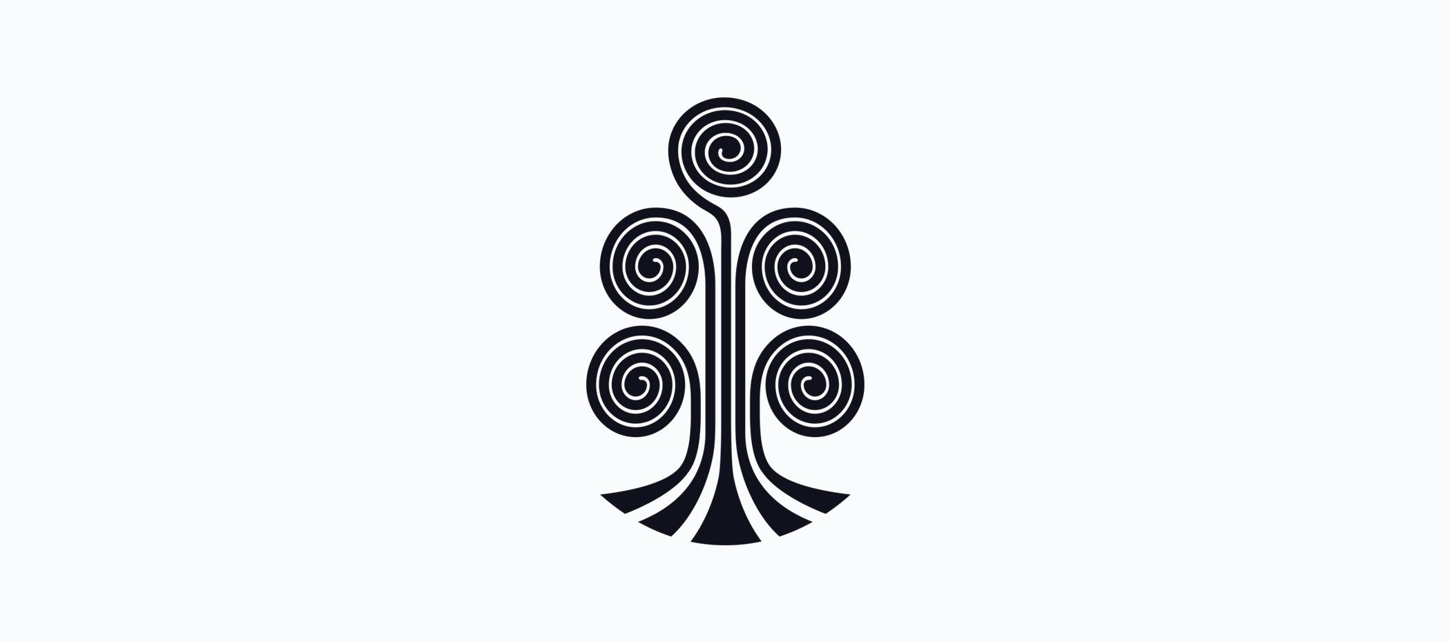 diseño logotipo - Beusual - diseño grafico santander yoga integral