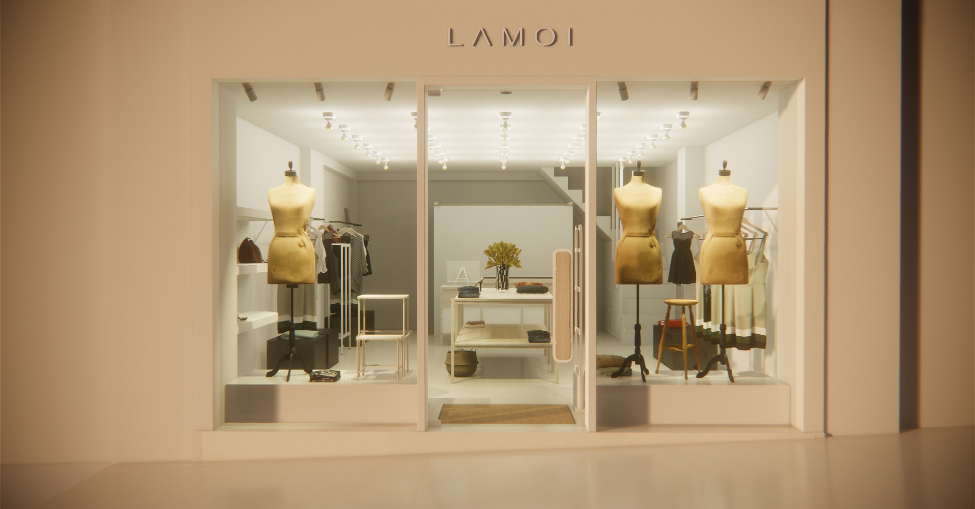 LAMOI - santander - LA MOI ropa