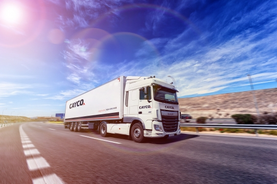 CAYCO - DISTRIBUCION NACIONAL - camion CAYCO - BEUSUAL