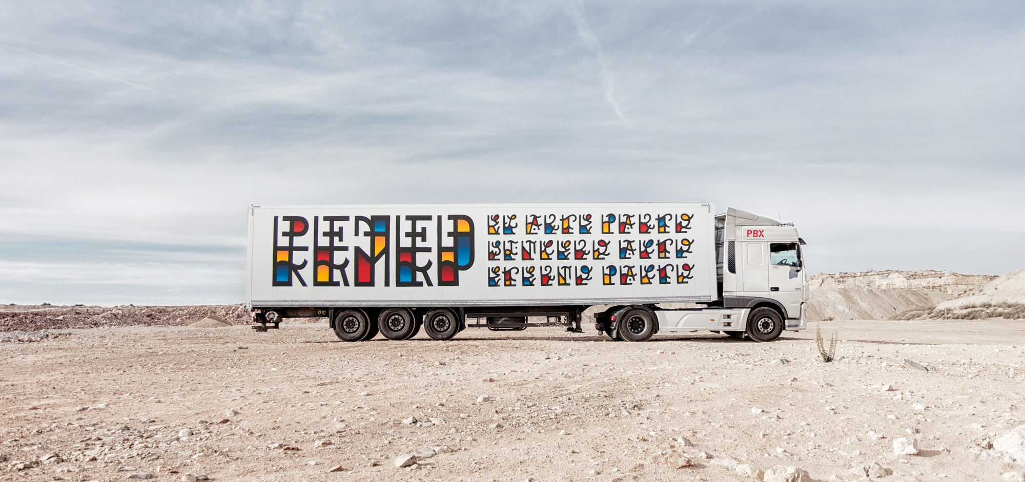 REMED - TRUCK ART PROJECT - 2