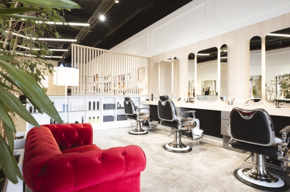 SHairCompany - beauty salon - Beusual - decoracion interiorismo Santander (1)