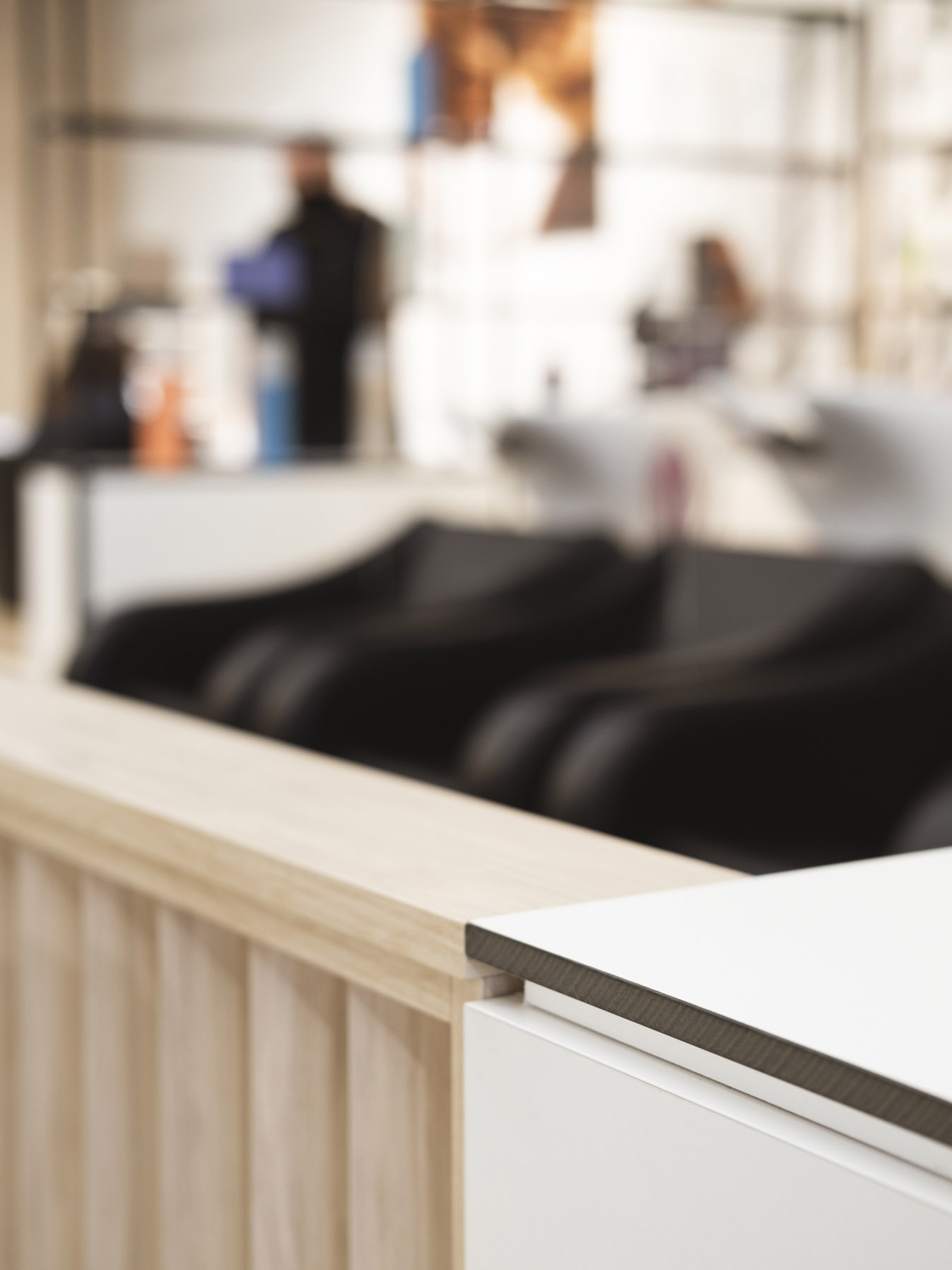 SHairCompany - beauty salon - Beusual - decoracion interiorismo Santander